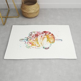 Digestive tract Rug