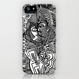 Intimacy iPhone Case