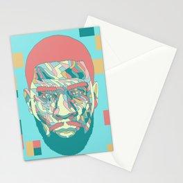 Scott Mescudi Stationery Cards