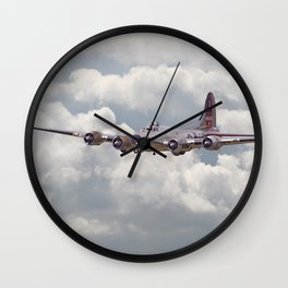 B17- 'Yankee Warrior' Wall Clock