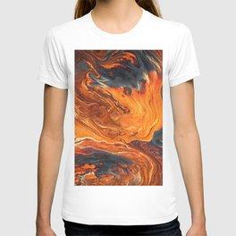 Lava Art T-shirt