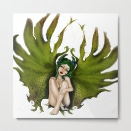 GIL fallen Angel Metal Print