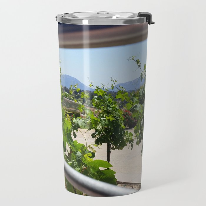 Vineyard Travel Mug