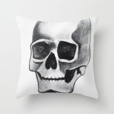 Peculiar Anatomy Throw Pillow