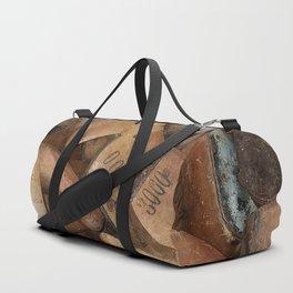 Shoes, Shoe Forms, Vintage Duffle Bag