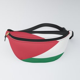 Flag of Palestine Fanny Pack