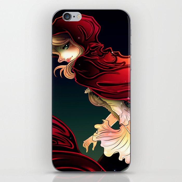 """Monster"" Artwork iPhone Skin"