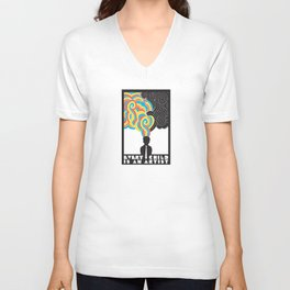 Every Child Is An Artist Unisex V-Neck