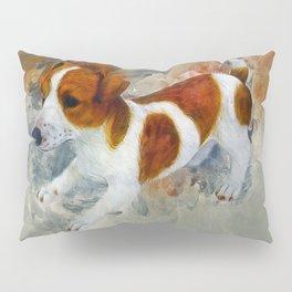 Jack Russell Pillow Sham