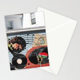 Wonderland Records Stationery Cards