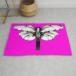 "Koloman (Kolo) Moser ""Butterfly design"" (1) Rug"