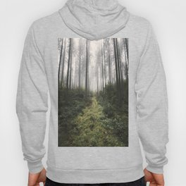 Unknown Road - landscape photography Hoody