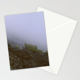 Mt. Fuji Crater, 2016 Stationery Cards