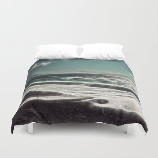 Enchanted sea Duvet Cover