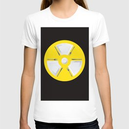 Polluted - Dinner Time Symbol T-shirt