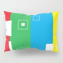 Simple Color Pillow Sham