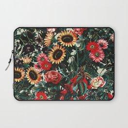 Flower Garden II Laptop Sleeve