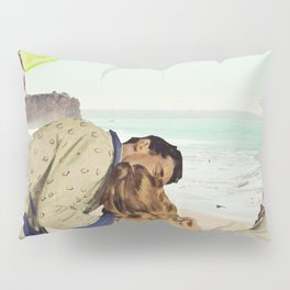 warm heart Pillow Sham