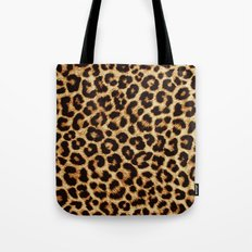 ReAL LeOparD Tote Bag