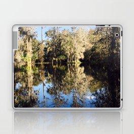 Mirror Swamp Charleston Plantation Laptop & iPad Skin
