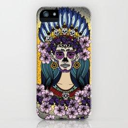 Maya iPhone Case