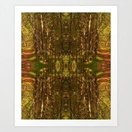 HagonStone Forest Art Print