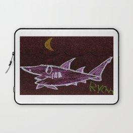 A Goblin Shark by Moonlight Laptop Sleeve