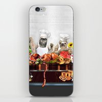 sloths iPhone & iPod Skins featuring Sloths by Big AL