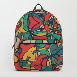 Color lens Backpack