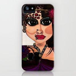 Bi-Polar / Manic Depressive iPhone Case