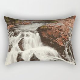 Chutes Provincial Park Rectangular Pillow