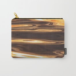 Water Sunset Pattern Carry-All Pouch