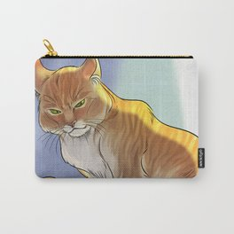Royal Cat Carry-All Pouch