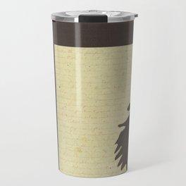 Brown Sheep Travel Mug