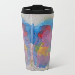 Pastel Ice Cream Butterfly Travel Mug