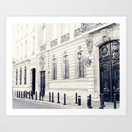 Pris Architecture II Art Print