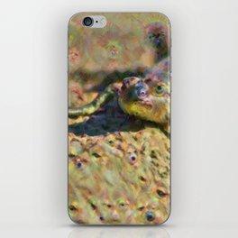 Lizard Dream iPhone Skin