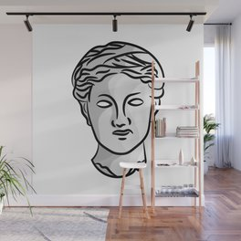 Ceres portrait Wall Mural