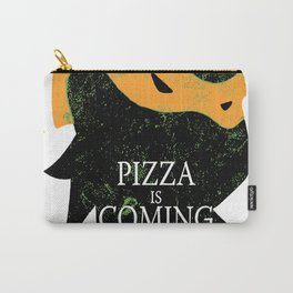 Michelangelo Coming Carry-All Pouch