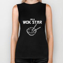 I'm a Wok Star Asian Stereotype Bad English T-Shirt Biker Tank