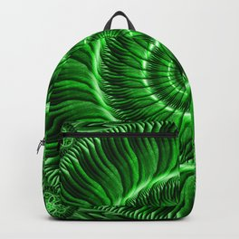 Watcher the Green Mandala Backpack