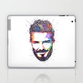 BECKHAM Laptop & iPad Skin