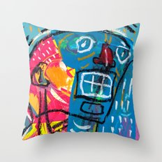 untitled 221116 Throw Pillow