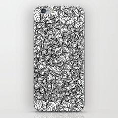 Squigg Block iPhone & iPod Skin