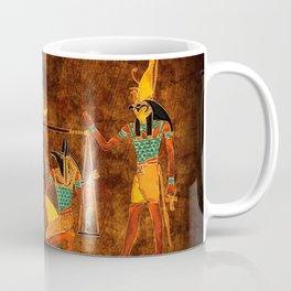 Ancient Egyptian Gods Coffee Mug