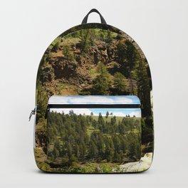 Undine Falls Yellowstone N P Backpack
