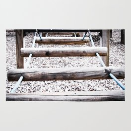 Playground Swing Bridge Rug