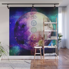 Reach Out To The Stars Wall Mural