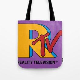 Reality Television Tote Bag