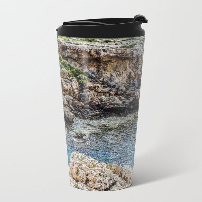 Crumble, Splash Metal Travel Mug